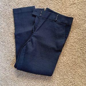 Navy Loft Dress Pants